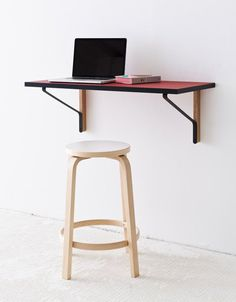 3Novices:Bouroullec brothers design a bent steel triangle to frame Artek furniture collection | 3NovicesEurope