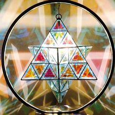 Zakay Luminary Glass Sculpture - 'Ariel'