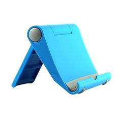 Cell Phone Tablet Stand 180 Angle (Blue) - $14.00