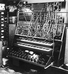 another monster synth arrangement ~ @ Wendy Carlos