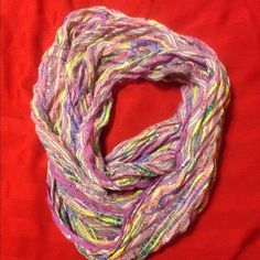 Infinity Scarf Beautiful multi-color infinity scarf Accessories Scarves & Wraps