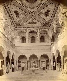The National Bardo Museum, Tunis (UNESCO World Heritage Site), Tunisia