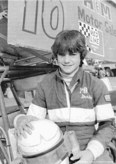 1984: Jeff Gordon raced sprint cars on dirt when he was a mere 13 years old.
