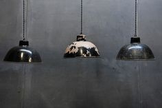 vintage salvage ceiling lights Repinned by www.silver-and-grey.com