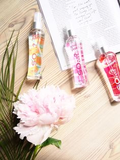 What I Look for in a Summer Scent