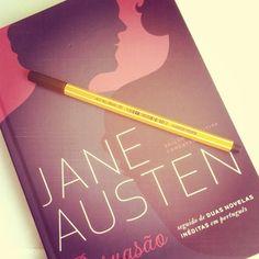 [LISTA] Livros de ou sobre Jane Austen