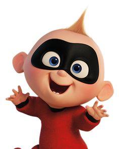 Jack Y Jack, Jack Jack Attack, Famous Cartoons, Disney Cartoons, Disney Pixar, Super Villain Names, Incredibles Wallpaper, Incredible Jack, Incredibles Birthday Party