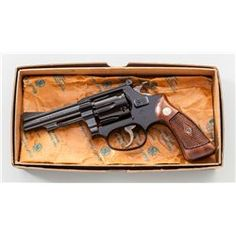 Smith & Wesson Model 43 Double Action Revolver