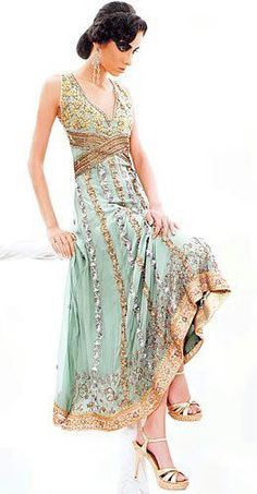 Beautiful anarkali lengha