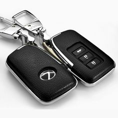 Diseño de coches de cuero Caso de La Cubierta Clave Para Lexus RX GS NX ES ES GX LX RC 200 250 350 LS 450 H 300 H Auto Accesorios