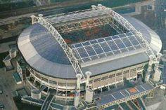 Amsterdam Arena (Amsterdam, Netherlands) By Rob Schuurman, Sjoerd Soeters