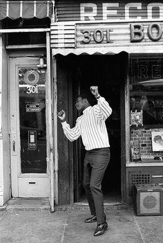 Image by Art Kane (Harlem, 1967)