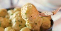 Semplicemente Light: Polpette light di pollo in salsa delicata cotte a vapore | Cena veloce | Pinterest | Salsa, Lights and Html