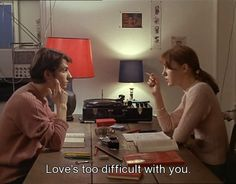 La Chinoise (1967) Jean-Luc Godard