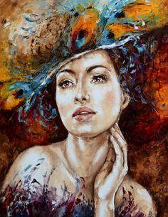 Bild Kobieta - Künstler Elżbieta Brożek