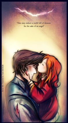 The Doctor and Amelia Pond -Sweet_  by *TeamRAKENZAN on deviantART