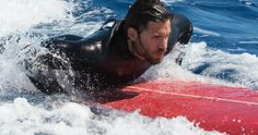 Point Break Trailer Remakes an Action Classic! -- Edgar Ramirez and Luke Bracey step into the iconic roles of Bodhi and FBI agent Johnny Utah in the first trailer for the 'Point Break' remake. -- http://movieweb.com/point-break-movie-trailer-2015-remake/