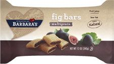 I originally suggested Barbara's Bakery Multigrain Fig Bars for someone else after reading the ingredients, thinking they probably tasted just okay. Then I had one. Sooooo good. Dare I say it reminded me of something...