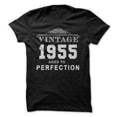 Vintage 1955 Aged To Perfection