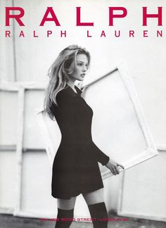 Bridget for Ralph Lauren, 1993