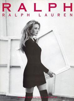 Bridget for Ralph Lauren, 1993