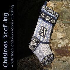 Christmas Scot-ing Knitting pattern by Aurelie Colas Easy Crochet Projects, Diy Crochet, Crochet Baby, Crochet Ideas, Simple Crochet, Knitting Patterns Free, Free Knitting, Wool Shop, Winter Theme