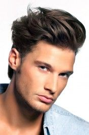 Cool new Haircuts for Men with thin hair, with curly hair, with thick hair and with round faces. All the different Haircuts for Men this 2019 and beyond. Cool Hairstyles For Boys, Mens Modern Hairstyles, Cool Mens Haircuts, Hairstyles Haircuts, Short Haircuts, Fashion Hairstyles, Trendy Haircuts, Popular Hairstyles, Latest Hairstyles