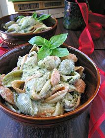 The Witchy Kitchen: A Healthy Creamy Pasta