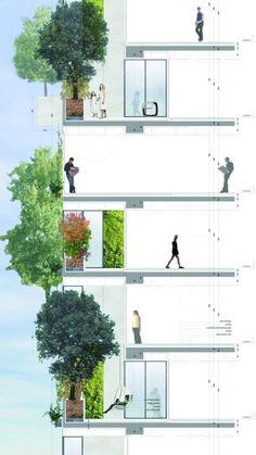 """Architizer Blog » Green Architecture Takes Big Leap With Milan's """"Vertical Forest"""""""
