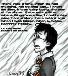 This scene made me bawl my eyes out, because I felt it was coming from Darren, not Harry. There Was A Time_AVPSY by ~Doodlz18 on deviantART