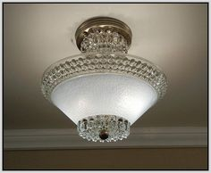 Antique Light Fixtures For Sale Ebay