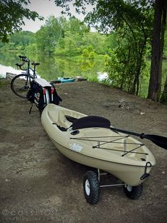 Yes! This is what we need to do for our kayak!