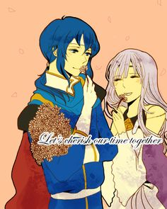 Seliph and Julia