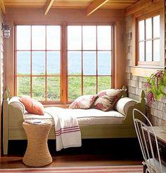 Crea el lugar perfecto para dormir la siesta