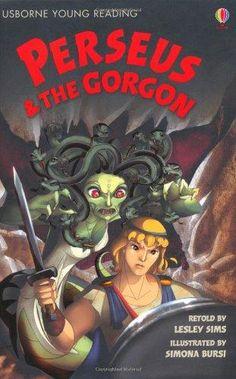 Perseus and the Gorgon (Usborne Young Reading): Rob Lloyd Jones