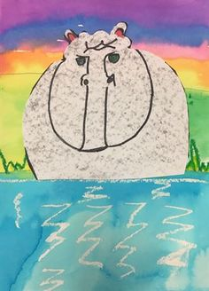 """""""Hippos"""" By Bailey"""