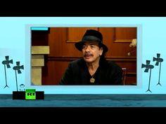 Larry King NOW: Карлос Сантана