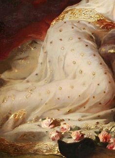 Edwin Landseer, A Midsummer Night's Dream ~ Titania and Bottom 1851 detail Non Plus Ultra, Art Asiatique, Aesthetic Painting, Aesthetic Art, Midsummer Nights Dream, Old Paintings, Classic Paintings, Victorian Art, Classical Art