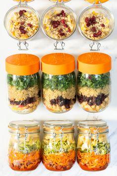 Cheap Vegan Meals, Vegan Lunch Recipes, Vegan Lunches, Vegan Meal Prep, Vegan Vegetarian, Sunday Meal Prep, Lunch Meal Prep, Italian Recipes, Italian Meals