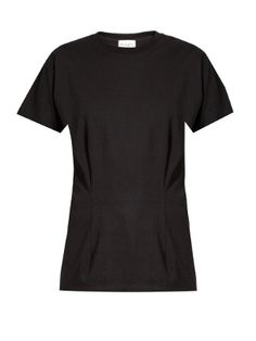 Darted cotton T-shirt | Raey | MATCHESFASHION.COM UK