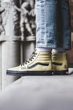 A Tribe Called Quest x Vans
