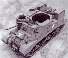 US Armor & Vehicles - M33 prime mover