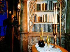 Rivendell via http://arwen-undomiel.com | Lord of the Rings (Jackson 2001-2003) | Hobbit (Jackson 2012-2014)