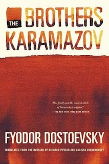 Brothers Karamazov. Absolutely fascinating book. So much insight. Definitely one of the all-time great works.