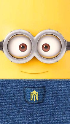Oboi Iphone Wallpaper Minions Iphone Pinte