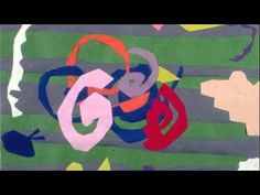 henri matisse drawing with scissors - YouTube