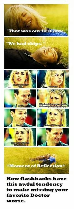 I miss the 9th Doctor