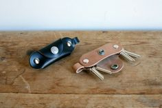 Corter Leather – Snap Key Case