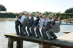 Christchurch Harbour Hotel wedding, Dorset