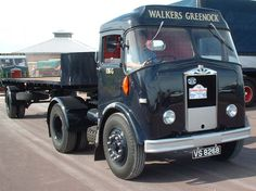 Albion Artic Classic Trucks, Classic Cars, Old Lorries, Old Wagons, Road Transport, Commercial Vehicle, Vintage Trucks, Cool Trucks, Heavy Equipment